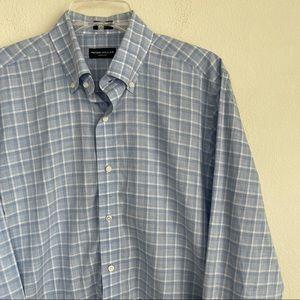 Peter Millar Collection Checks Button Down Shirt